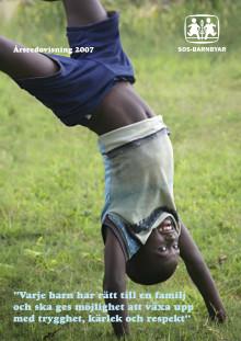 SOS-Barnbyars årsredovisning 2007