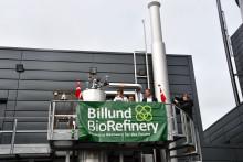 Verdenspremiere på effektiv teknologi til udnyttelse af affald og spildevand