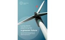 Ny brochure om Energistyrelsens internationale samarbejde om vedvarende energiscenarier