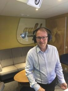 Johan snackar om förluster och kriser i radio P4 Malmöhus onsdag 27 mars