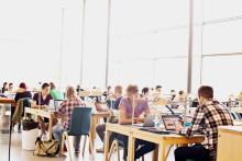 Många vill studera vid Karlstads universitet