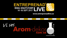 Entreprenad Live 14-16 september 2017