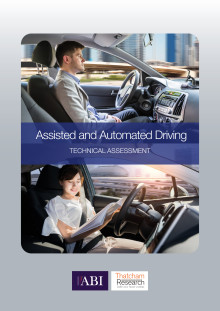 Thatcham Research Assisted and Automated Driving Definitions - Technical Assessment