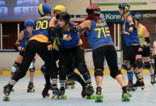 Tuff utmaning väntar Stockholm Roller Derby