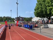Skolstafetten i Järva skapar en aktiv framtid