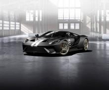 Täysin uuden Ford GT -superauton viisi ajotilaa takaavat parhaan suorituskyvyn tiellä ja radalla