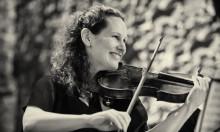 Sveriges Radios Symfoniorkesters konsertmästare på besök hos Nordiska Kammarorkestern