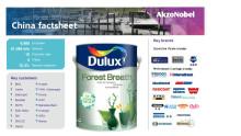 AkzoNobel erwirbt vollständigen Besitz an chinesischem Joint Venture für dekorative Farben