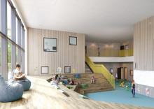 Nya rum för lärande i Bollebygd