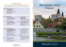 Program Almedalen 2013