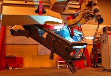 Nära samarbete med AGA hjälper Ljungby Maskin att optimera produktionen