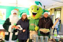 Schöne Überraschung kurz vor Weihnachten – Spendenaktion der AOK PLUS