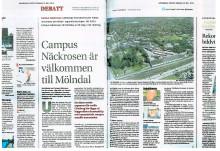 Campus Näckrosen är välkommen till Mölndal