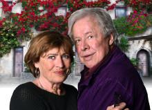 Sven Wollter och Evabritt Strandberg återförenas som Romeo & Julia