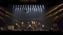 Kanadensiska succékompaniet Cirque Alfons tillbaka i Sverige med nya föreställningen Tabarnak