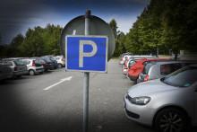 Här pendelparkerar du när spårbygget sätter P för P