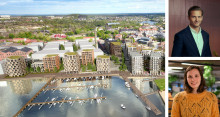 To nye prosjektledere på plass i Höegh Eiendom