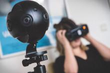 Fobibehandling med VR-teknik utsett till Årets innovation inom Region Stockholm