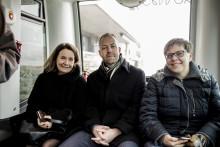 Smart mobilitet lokket 100 til Byfrokost