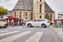Outlander Plug-in Hybrid: überzeugendes Angebot für die Taxibranche