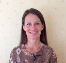 Susanne Nyman Furugård tilldelas guldmedalj