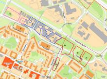1000 bostäder markanvisade  i Akalla och Husby