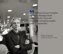 Förvaltarkommentar - Stillfront Group fortsätter att skapa aktieägarvärde