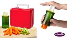 QuickStick från Chef'n – det perfekta verktyget till nyttigt fredagsmys