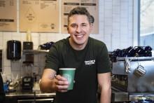 Wayne's Coffee nominerade till Årets Franchisekedja