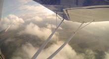 Fachgebiet Luftfahrttechnik der TH Wildau testet erstmals Drohnenflüge in mehr als 2.000 Meter Höhe
