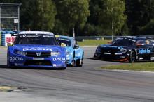 Solvalla nästa och Dacia Dealer Team gasar mot pallen för tredje tävlingen i rad