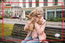Purina BetterwithPets Prize gir sosiale entreprenører som jobber for å styrke relasjonen mellom husdyr og menneske en mulighet til å vinne over 1 million NOK
