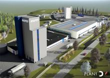 Mapei utvider fabrikk for fremtidig vekst