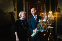 Stockholms främsta innovatörer prisas på Tessinska palatset