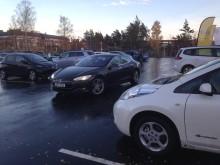 Tesla Model S är Miljöbästa Bil 2015