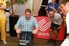 Sports Night with Olympic stars raises more than £100,000 for SportsAid