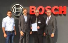 Aventics förblir föredragen leverantör för Bosch