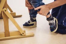 Miniklubben – träning för små barn med motoriska svårigheter