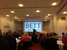IT och lärande på BETT-mässan i London