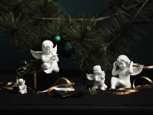 Alle Jahre wieder: Neue Motive der beliebten Rosenthal Weihnachtsengel