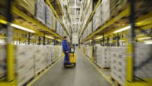 Dachsers distributionslager i Jönköping bildar modell för Asien