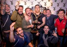 Årets bästa nisse korad i Fernet-Branca Barback Games.