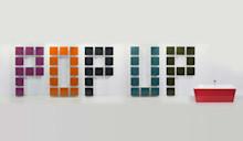Behind the scenes: Logo Pop up my Bathroom - Vielfalt steht für Individualität