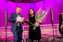 Maria Bauer är Årets Beteendevetare!
