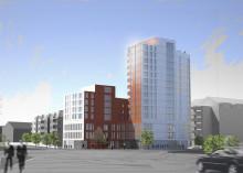 Klart för att bygga Övre Vasastaden i Linköping