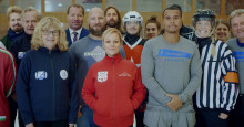 Beijer Byggmaterial brinner för hockey – startar stipendium för ishockeyns Eldsjälar
