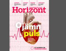 Tidningen Horizont skriver om patientresan