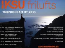 IKSU frilufts turprogram höstterminen 2011