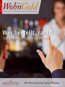 Für ganz individuelle Ansprüche: Neues WohnGold-Magazin jetzt in drei Varianten