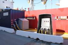 Nye muligheter for landstrøm-støtte